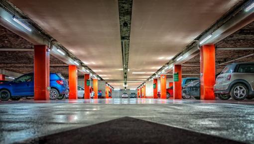 garaje comunidad de propietarios